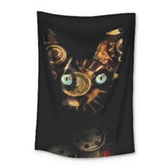 Sphynx Cat Small Tapestry by Valentinaart