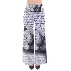 Sphynx Cat Pants by Valentinaart