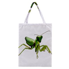 Mantis Classic Tote Bag by Valentinaart