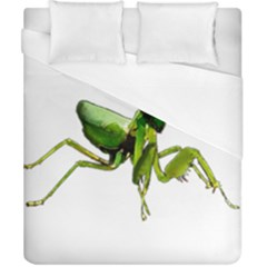 Mantis Duvet Cover (california King Size)