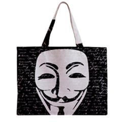 Antonymous   Mini Tote Bag by Valentinaart