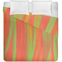 Pattern Duvet Cover Double Side (king Size) by Valentinaart