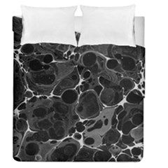 Pattern Duvet Cover Double Side (queen Size) by Valentinaart