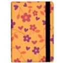 Floral pattern iPad Air Flip View2