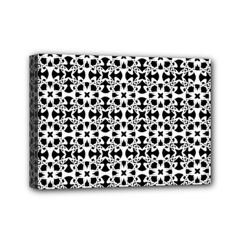Pattern Mini Canvas 7  X 5  by Valentinaart