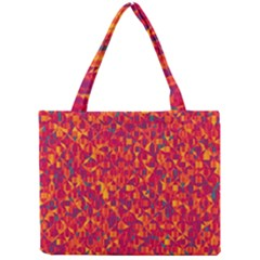 Pattern Mini Tote Bag by Valentinaart