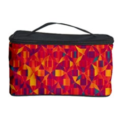 Pattern Cosmetic Storage Case by Valentinaart
