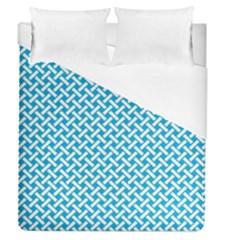 Pattern Duvet Cover (queen Size) by Valentinaart