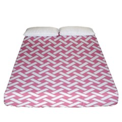 Pattern Fitted Sheet (king Size) by Valentinaart