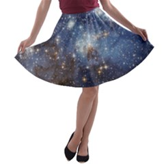 Large Magellanic Cloud A Line Skater Skirt by SpaceShop
