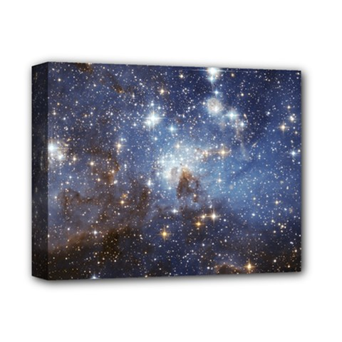 Large Magellanic Cloud Deluxe Canvas 14  X 11  by SpaceShop