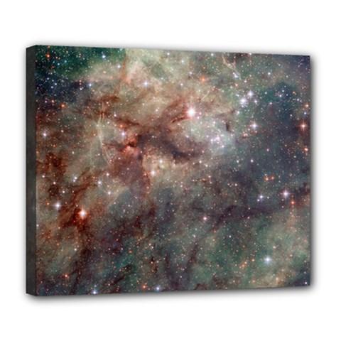 Tarantula Nebula Deluxe Canvas 24  X 20   by SpaceShop