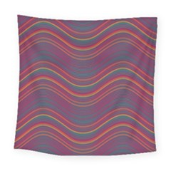 Pattern Square Tapestry (large) by Valentinaart