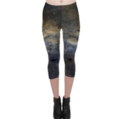 Propeller Nebula Capri Leggings  by SpaceShop