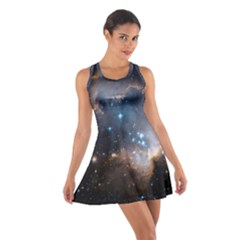 New Stars Cotton Racerback Dress by SpaceShop