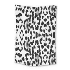 Animal Print Small Tapestry by Valentinaart