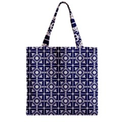 Leaves Horizontal Grey Urban Grocery Tote Bag by Simbadda
