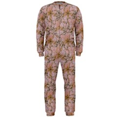 Nature Collage Print Onepiece Jumpsuit (men) by dflcprintsclothing