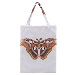 Butterfly Animal Insect Isolated Classic Tote Bag by Simbadda