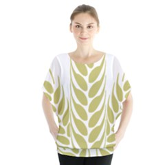 Tree Wheat Blouse by Alisyart