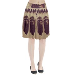 Indian Pleated Skirt