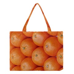 Orange Fruit Medium Tote Bag by Simbadda