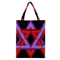 Star Of David Classic Tote Bag by Simbadda