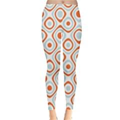 Pattern Background Abstract Leggings  by Simbadda