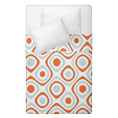 Pattern Background Abstract Duvet Cover Double Side (single Size) by Simbadda
