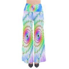 Decorative Fractal Spiral Pants by Simbadda