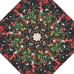 Colorful Abstract Background Folding Umbrellas by Simbadda