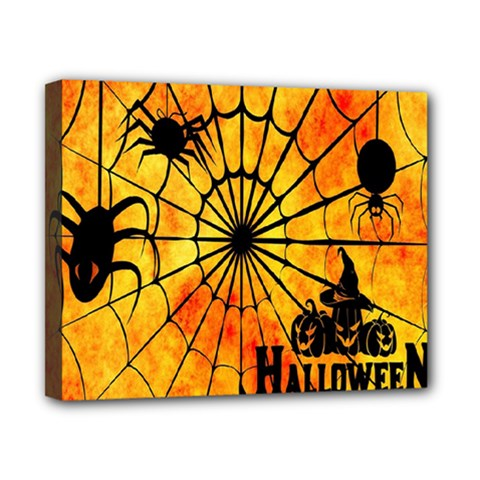 Halloween Weird  Surreal Atmosphere Canvas 10  X 8  by Simbadda