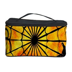 Halloween Weird  Surreal Atmosphere Cosmetic Storage Case by Simbadda