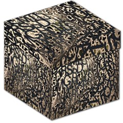 Wallpaper Texture Pattern Design Ornate Abstract Storage Stool 12   by Simbadda