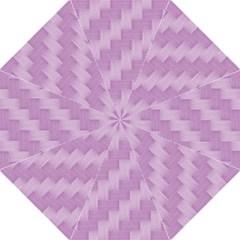 Purple Pattern Straight Umbrellas by Valentinaart