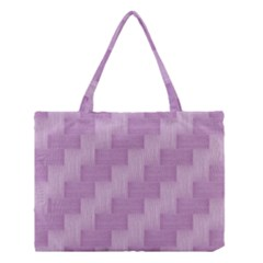 Purple Pattern Medium Tote Bag by Valentinaart