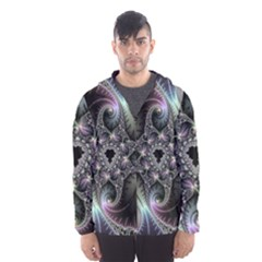Beautiful Curves Hooded Wind Breaker (men) by Simbadda