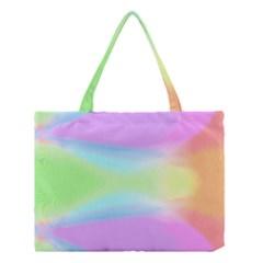 Abstract Background Colorful Medium Tote Bag by Simbadda