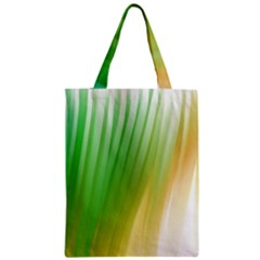 Folded Paint Texture Background Zipper Classic Tote Bag by Simbadda
