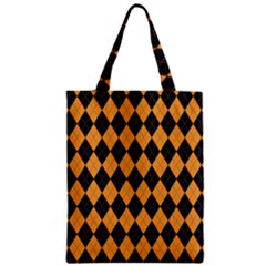 Plaid Triangle Line Wave Chevron Yellow Red Blue Orange Black Beauty Argyle Classic Tote Bag by Alisyart