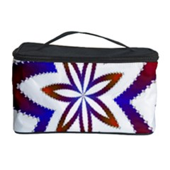 Fractal Flower Cosmetic Storage Case by Simbadda