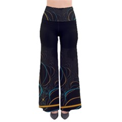 Fractal Lines Pants by Simbadda