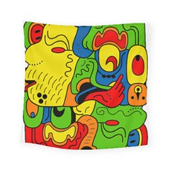 Mexico Square Tapestry (small) by Valentinaart