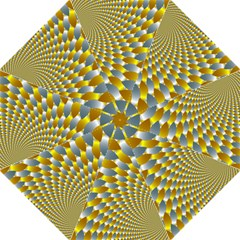 Fractal Spiral Golf Umbrellas by Simbadda