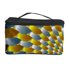 Fractal Spiral Cosmetic Storage Case by Simbadda