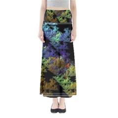 Fractal Forest Maxi Skirts by Simbadda