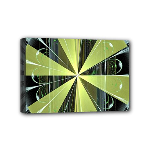 Fractal Ball Mini Canvas 6  X 4  by Simbadda