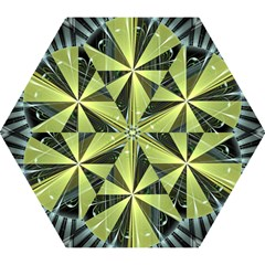 Fractal Ball Mini Folding Umbrellas by Simbadda