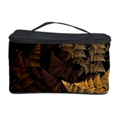 Fractal Fern Cosmetic Storage Case by Simbadda