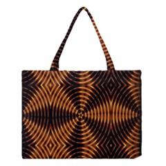 Fractal Patterns Medium Tote Bag by Simbadda